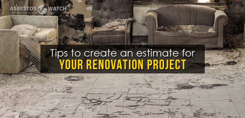 How to Estimate Your Renovation Project
